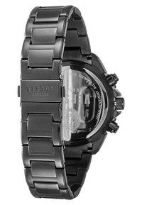 Versus Versace - ARRONDISSEMENT - Chronograph - gunmetal - 2