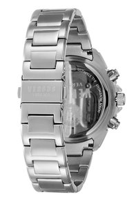 Versus Versace - ARRONDISSEMENT - Kronograf - silver-coloured/black - 2