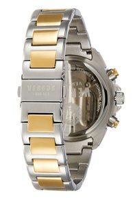 Versus Versace - ARRONDISSEMENT - Cronografo - silver-coloured/gold-coloured - 2