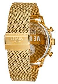 Versus Versace - EUGENE SET - Montre à aiguilles - gold-coloured/black - 4