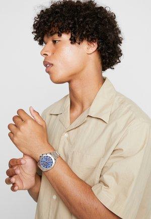 RUE OBERKAMPF - Uhr - silver-coloured