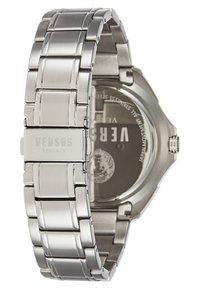 Versus Versace - RUE OBERKAMPF - Horloge - silver-coloured - 2