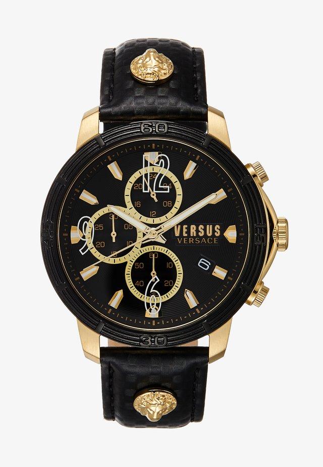 BICOCCA - Chronograph watch - black