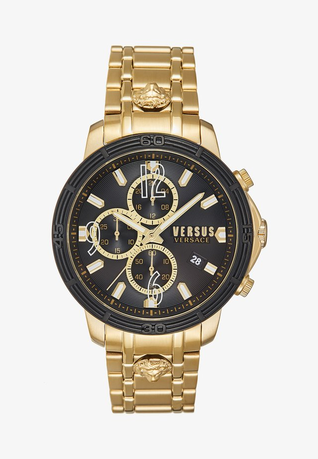VERSUS BICOCCA - Chronograph watch - gold-coloured