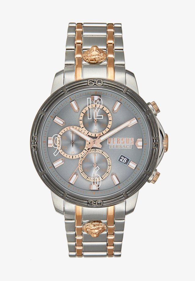 BICOCCA - Chronograph watch - silver-coloured
