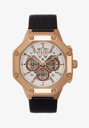 KOWLOON PARK - Chronograph watch - brown