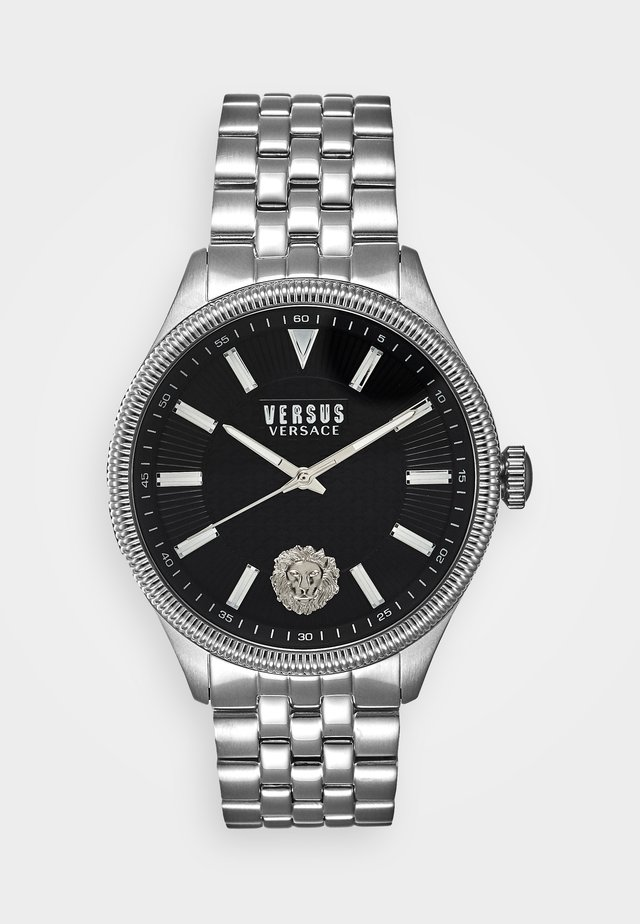 COLONNE - Horloge - silver-coloured