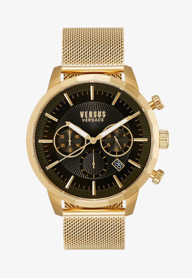 EUGÈNE - Chronograph watch - gold-coloured