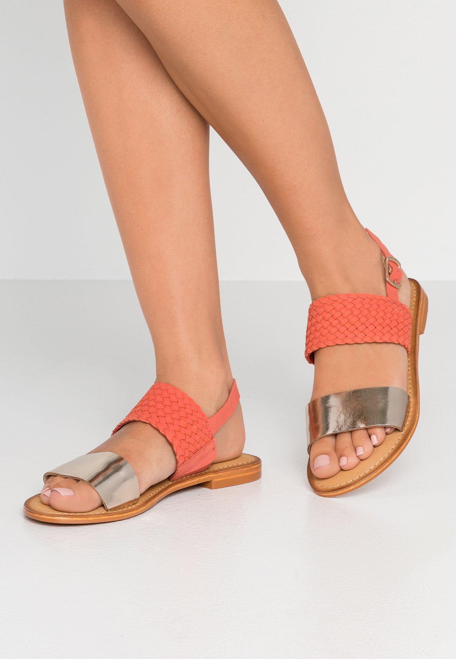 Vero Moda - VMPINOTA - Sandals - emberglow
