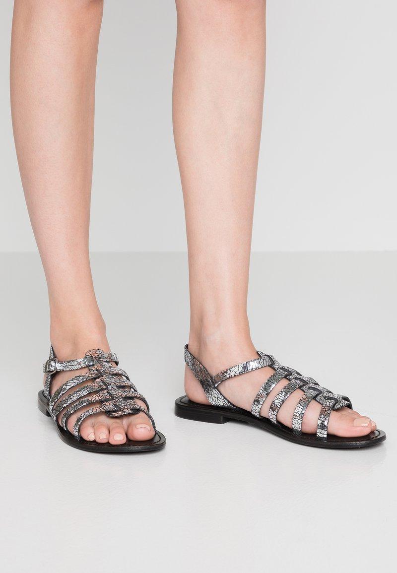 Vero Moda - VMRIE - Sandals - silver