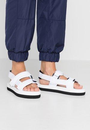 VMLIA - Korkeakorkoiset sandaalit - snow white
