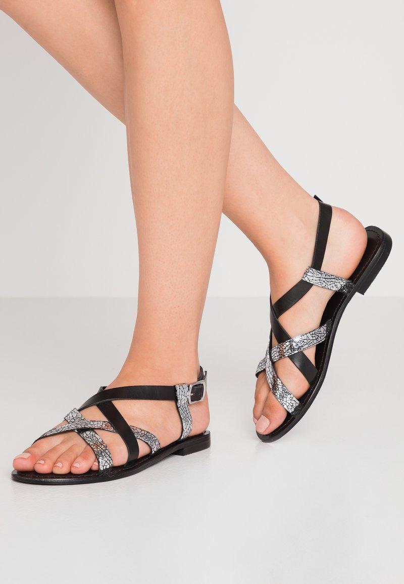 Vero Moda - VMMARY - Sandals - silver