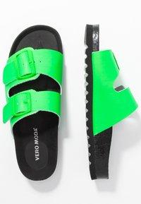 Vero Moda - VMLUNA - Mules - neon green - 3