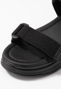 Vero Moda - VMBENILLA - Platform sandals - black - 2