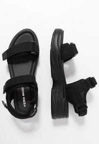 Vero Moda - VMBENILLA - Platform sandals - black - 3