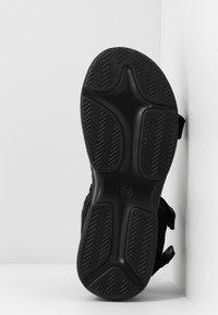 Vero Moda - VMBENILLA - Platform sandals - black - 6