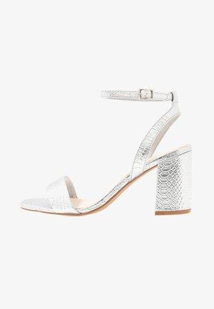 VMLIVA - High heeled sandals - silver