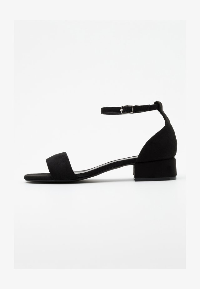VMELINA - Sandaler - black