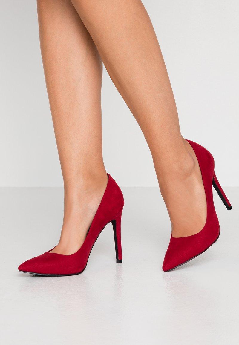 Vero Moda - CAMILLA - High heels - rumba red