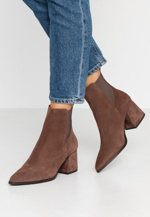 VMJOY BOOT - Classic ankle boots - coffee bean