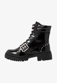 Vero Moda - VMTRI BOOT - Stivaletti texani / biker - black - 1