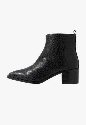 VMTELLA BOOT - Bottines - black