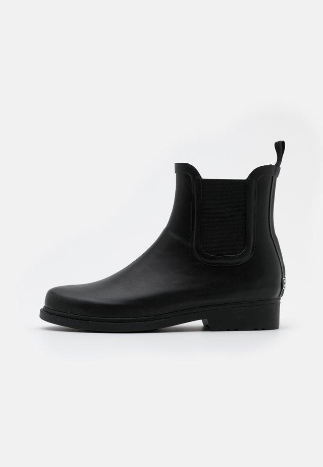 VMSIS BOOT - Gummistiefel - black