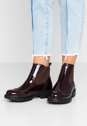 VMGLORIAFEA - Ankle Boot - zinfandel