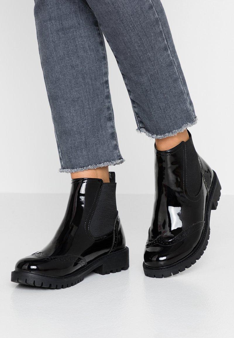 Vero Moda - VMGLORIAFEA - Ankle Boot - black