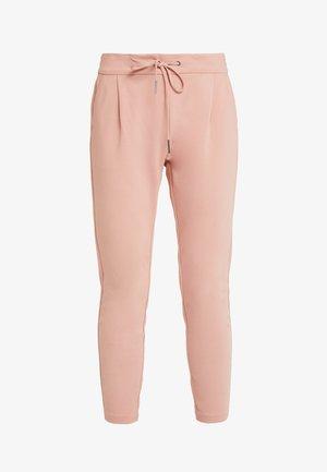 VMEVA LOOSE STRING PANTS - Pantaloni sportivi - misty rose