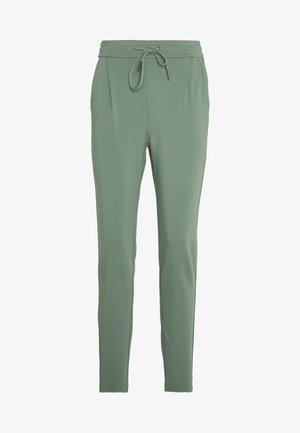 VMEVA MR LOOSE STRING PANT COLOR - Kalhoty - laurel wreath
