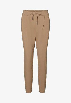 VMEVA MR LOOSE STRING PANT COLOR - Pantalones - bronze
