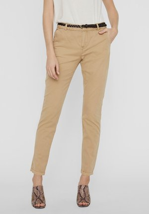 VMFLAME NW CHINO PANTS NOOS - Chinot - beige