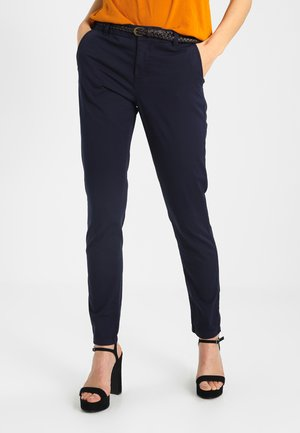VMFLAME NW CHINO PANTS NOOS - Chinos - night sky