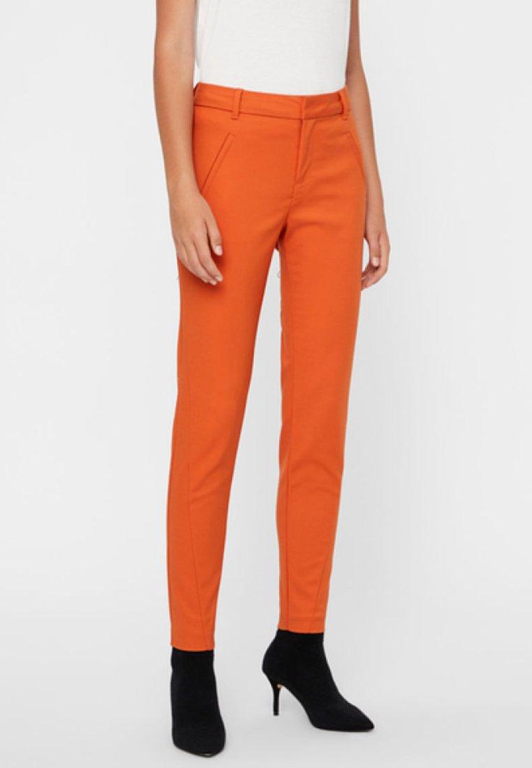 Vero Moda - Trousers - rust