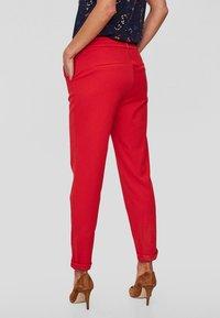 Vero Moda - VMMAYA - Trousers - red - 2