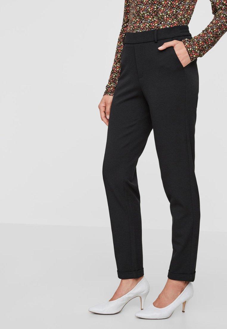 Vero Moda - VMMAYA - Trousers - black