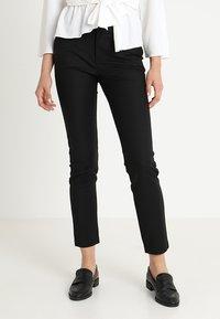 Vero Moda - VMLEAH - Trousers - black - 0