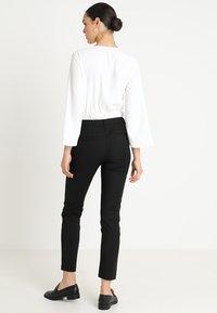 Vero Moda - VMLEAH - Trousers - black - 2