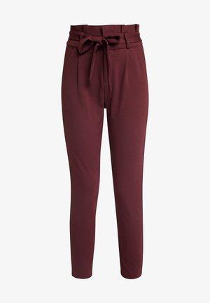 VMEVA PAPERBAG PANT - Pantalon de survêtement - port royale