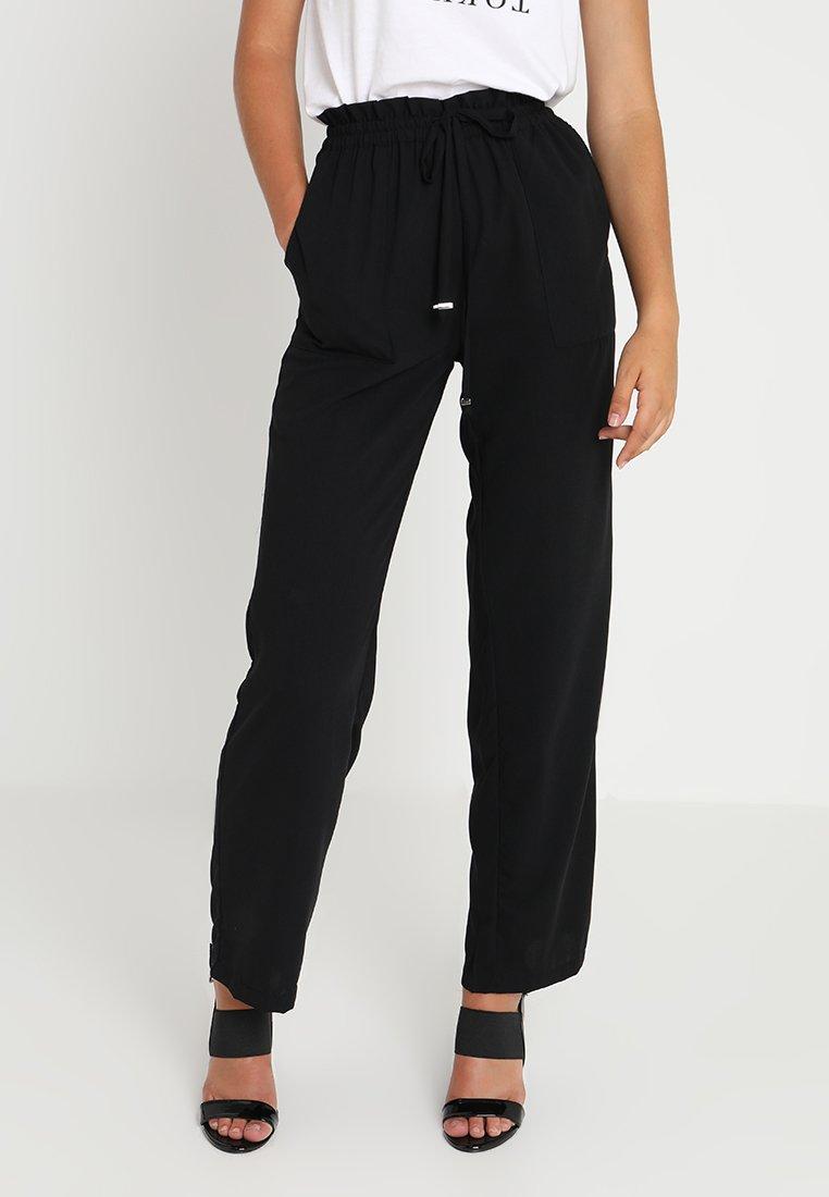 Vero Moda - VMDYLAN PANT - Kalhoty - black