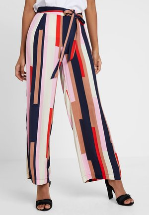 VMMATILDA COCO PANT - Trousers - pink