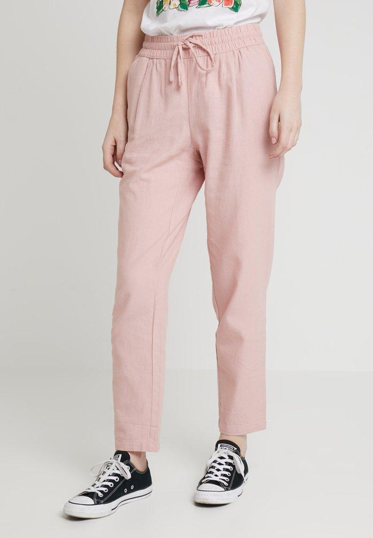 Vero Moda - VMANNA MILO PANT - Pantalon classique - misty rose
