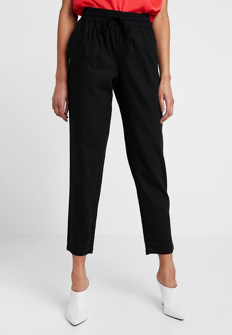 Vero Moda - VMANNA MILO PANT - Bukse - black
