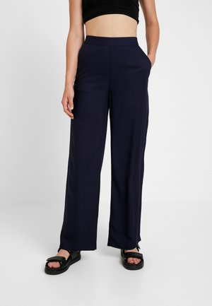 VMAUTUMN AMAZE WIDE PANT - Pantalon classique - night sky