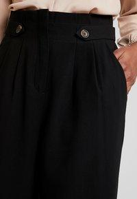 Vero Moda - VMCLEO GRACE - Pantaloni - black - 4