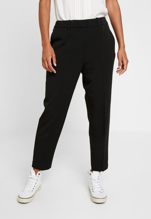 VMIBEN ANKLE PANTS - Pantaloni - black