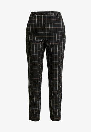 VMCARNIE SELMA ANCLE PANT - Kalhoty - black