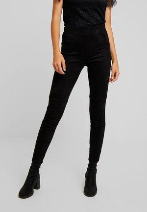 VMSINA - Trousers - black