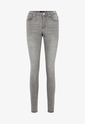 VMTANYA - Jean slim - light grey denim